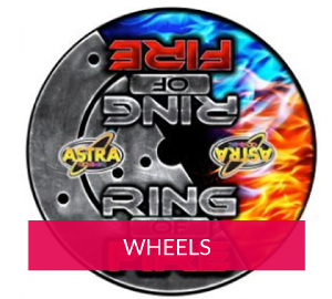 Fireworks wheels