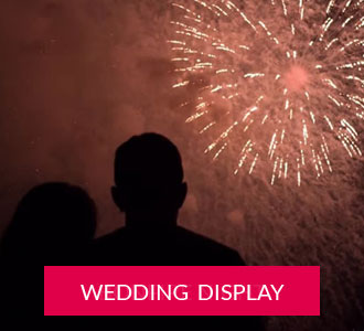 Professional firework displays Wedding Fireworks button