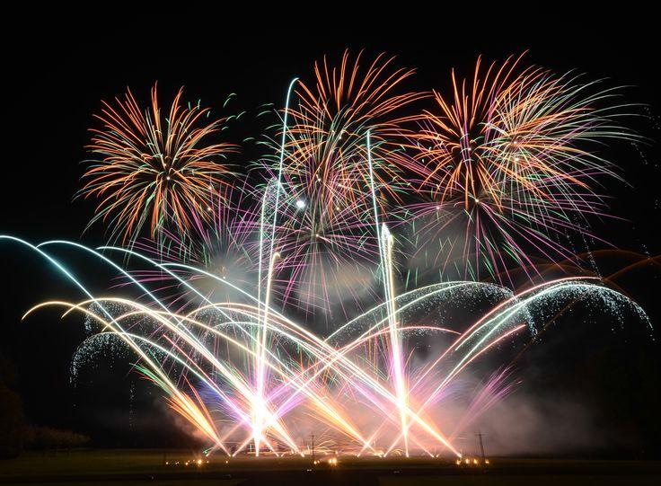 Professional Firework Displays - Price Guide - Chase Lane Fireworks