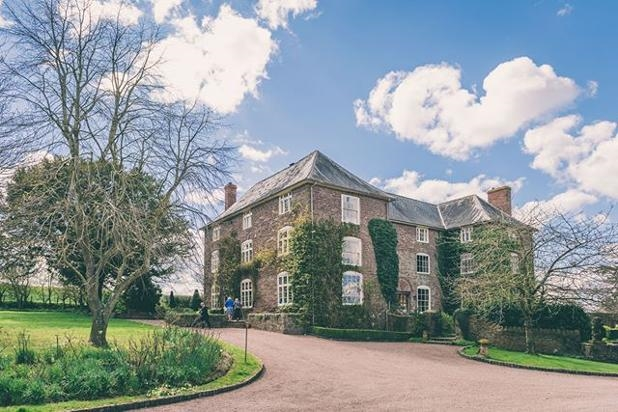 Dewsall court wedding venue