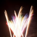 bonfire night fireworks