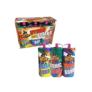 Hydro bomb Mine 3 Pack