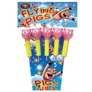 Flying Pig Rockets